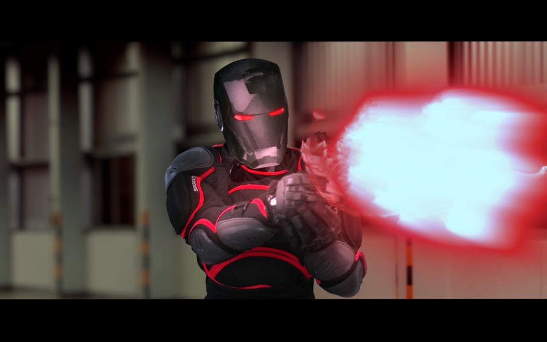 Space Guns: VFX Challenge