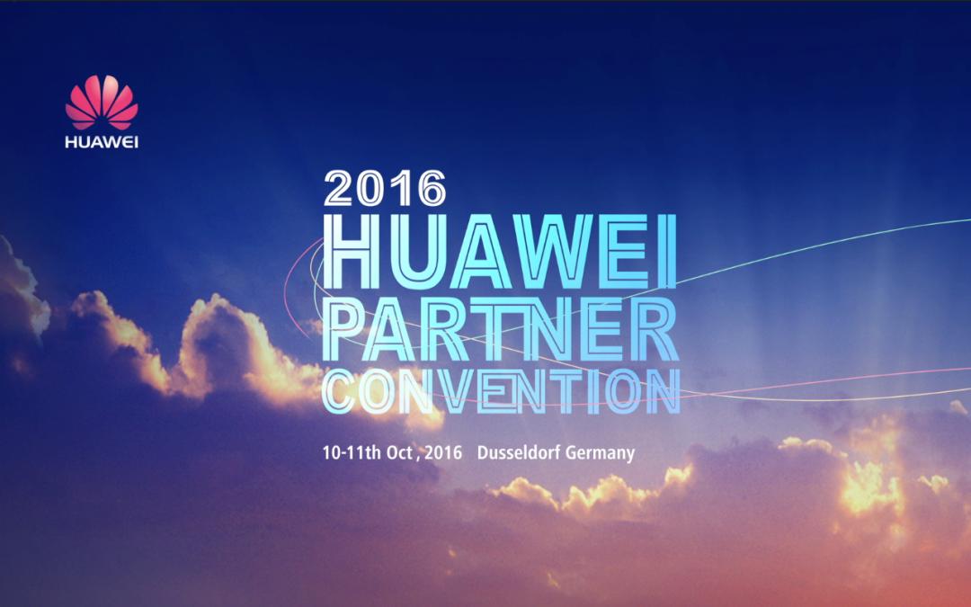 Huawei European Supplier Awards 2016