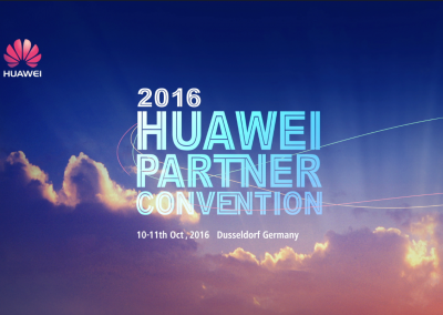 Huawei European Supplier Awards 2016